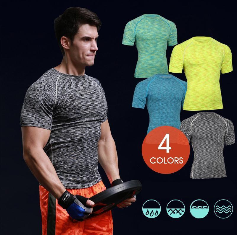 Lycra Sport T Shirt 18