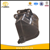 Made in china Q345B rock bucket excavator attachments