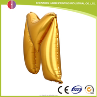 Common specifications Samples are free foil number balloon for promotion