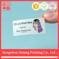 Cheap custom roll name sticker private label acrylic paint