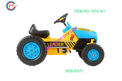 child tractor mini tricycle toy truck plastic for children 311