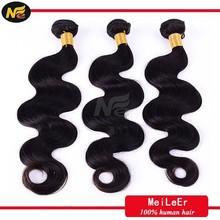 High quality cheap human hair bundles custom labels brazilian hair paris