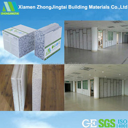 High Density And Fast Installation Prefab Houses Be Made With 90mm Outdoor Wall Tiles Stone