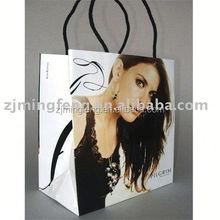 Fashion paper packing bag (wz8698)