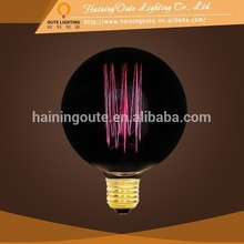 Vintage and fashional design crystal G95 ceiling lamp with 40W 60W 220V