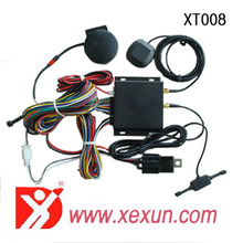 fire truck gps tracker xt-008 9-36V with real time tracking and free server and AVL fleet management