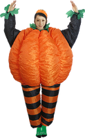 Hot sale quality inflatable pumpkin costume-25792