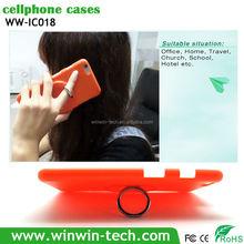 Exclusive design carbon fiber mobile phone cover