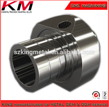Professional manufacturer oem anodized cnc precision machining