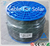 Yingli Cables for 4mm2 solar ac cable