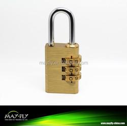 High-grade brass combination padlock,combination lock,digital lock,T133