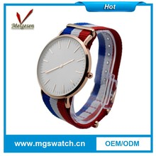 High Quality Fashion Custom brand Watch, Wholesale Waterproof Stainless Steel Quartz Watch