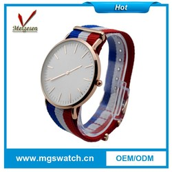 High quality brand watch with custom logo and design
