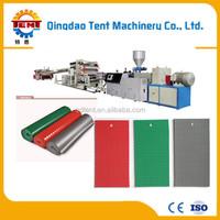New PVC plastic floor mat making machine for sale