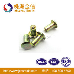 manufacture truck tire studs with carbide pin