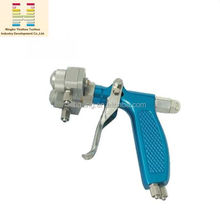 DN001 Chrome Painting Double Nozzle Spray Gun Made in China