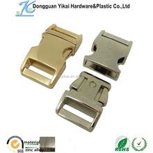 Yikai zinc alloy metal buckle for paracord bracelet/pet collar/backpack
