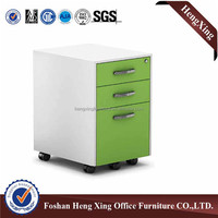 2015 newly updated steel metal mobile pedestal file cabinet HX-MT5066