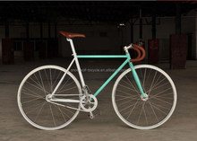 vintage bicycle, OEM accepted city single speed fixie bike SW-700C-M63