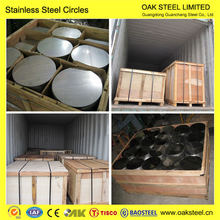 ASTM stainless steel 201 2b circle