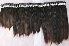 Hi Belinda Asomaning,16 18 20 22''top quality virgin peruvian hair straight,we only supply high quality hair and we only do long