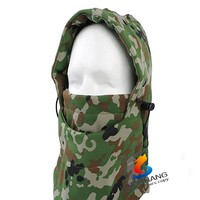 Winter Camouflage Warm Fleece Balaclava Motorcycle Hunting Wind Ski Cap Hat Snowboard Full Face Mask