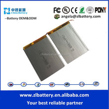 3.6V 7.4V 11.1V 12V lipo battery 2 in parallel shenzhen factory price