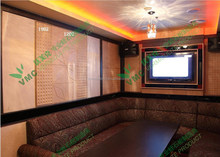 Sound Insulation Paneling Interior Wall Heat Resistant