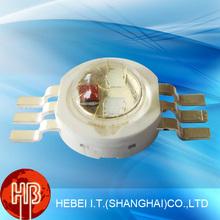Led Diode High Power 3W RGB DIP Chip