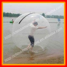 human sized hamster ball/water walking ball/inflatable water ball