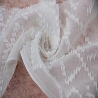 100%cotton poplin white drapery cotton cut fabric