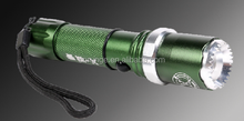 high flashlights with shock,cree LED,flash light zoom focus,factory price