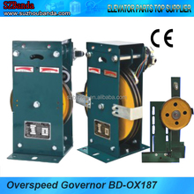Lift Over Speed Governor