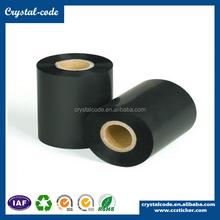 Perto da borda cor impressora térmica thermo impressora térmica direta fita base de cera / resina