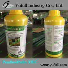Dry land selective herbicide 33% EC 95% TC Halts Prowl Pendimethalin