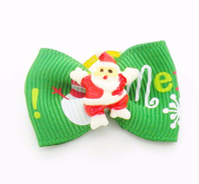 Cool Christmas Dog Accessories,Dog Hair Clip With Factory Price