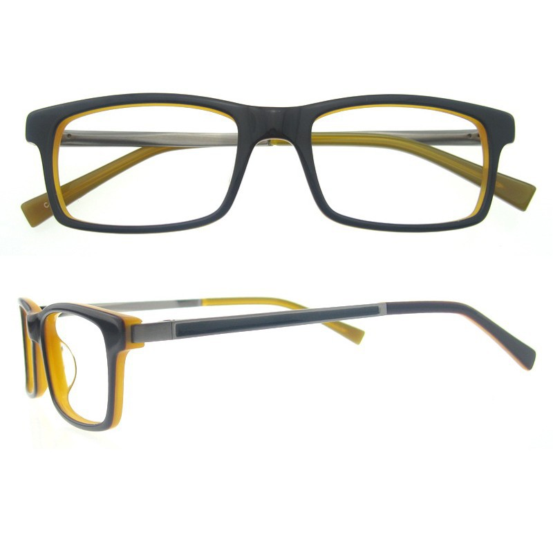 Glasses Frames New Styles : 2015 new style acetate eye glasses frame italian eyeglass ...