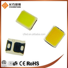 Super high flux output and high luminance 0.1w/0.2w SMD 2835 led