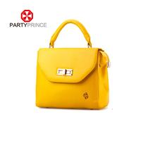 China custom hot brand name design lady's handbags low MOQ