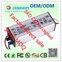 Waterproof type IP68 aluminum housing led power supply 40w