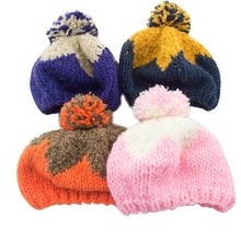 Knitted Pattern Crochet Baby Hat Wholesale