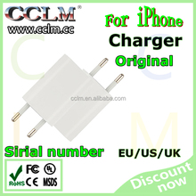 Original Hot selling for apple iphone charger wholesale charger for iphone 5