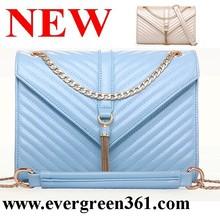 New 2015 Fashion Women Bag Shaped Soft PU Leather Bags Zipper Closure Brand Design Women Messenger Bags