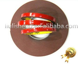 Wholesale excellent quality Good holding power double sided 3M acrylic adhesive tape