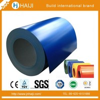 ppgi coils and roofing sheets used for Prefabricated House