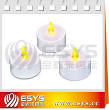 Customized decorative centerpiece acrylic led heart base wedding candle light