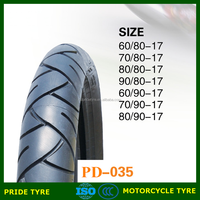 DOT Certificated High Tread Pattern 70/90-17 Motorcycle Tyre, Motorcycle Tyre Off Road, Cheap Motorcycle Tyre