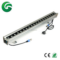 1000mm 160w rgbw(4IN1) led wall washer light 3-pin xlr with CE ROHS SAA with build-in DMX controller 3 years warranty