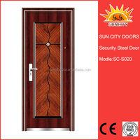 Beautiful design iron door(fancy iron) SC-S020