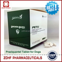 Best Praziquantel Tablets pharmaceutical companies for dogs wormer in Veterinary medicine